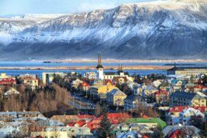Рейкьявик — северная сказка