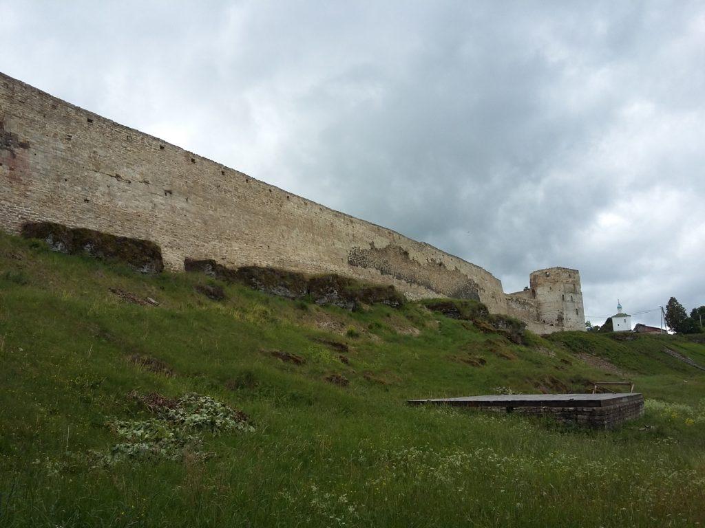 Экскурсия Изборск