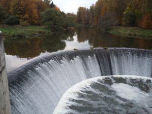 Первая в России сельская ГЭС