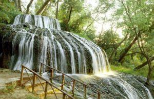 Подмосковные водопады