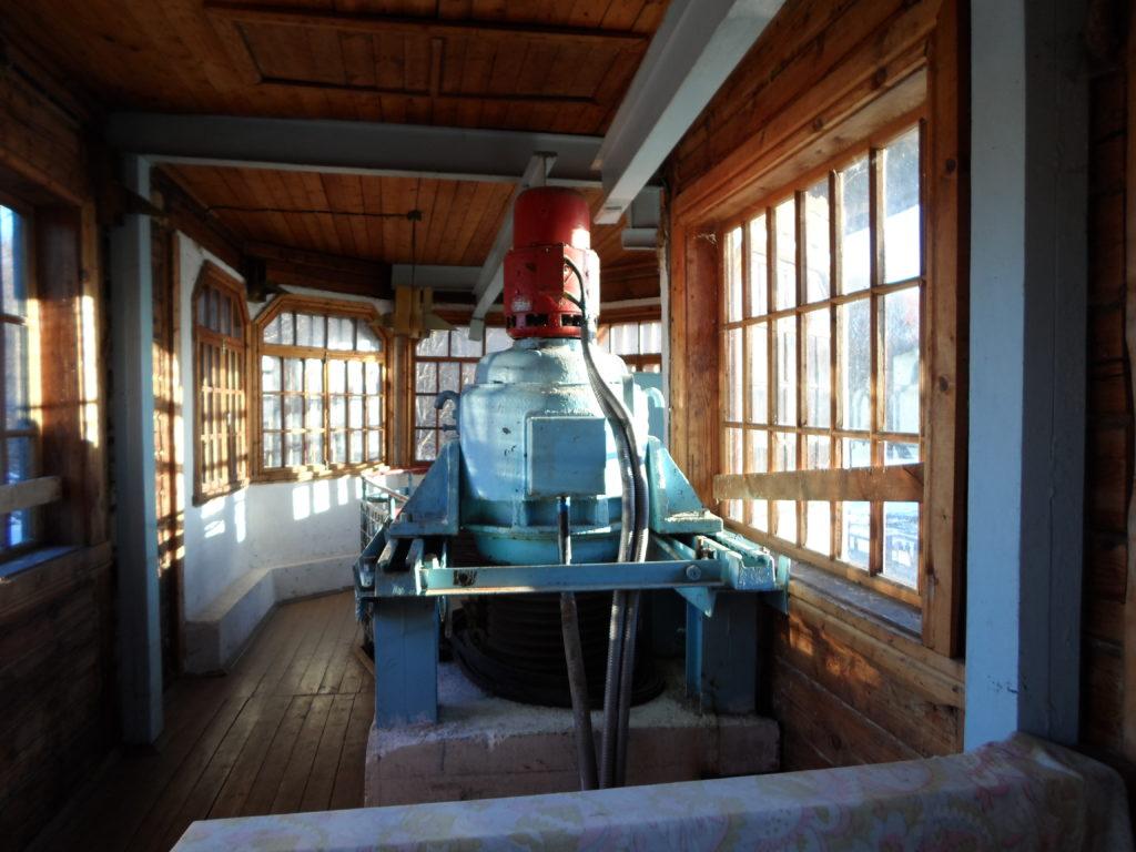 генератор в селе  ярополец
