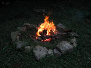 Разведение огня без поджигающих средств