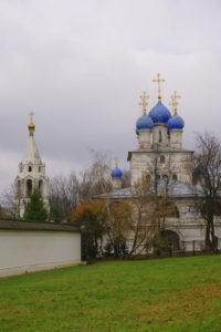 Московский парк Коломенское —  Голосов овраг.