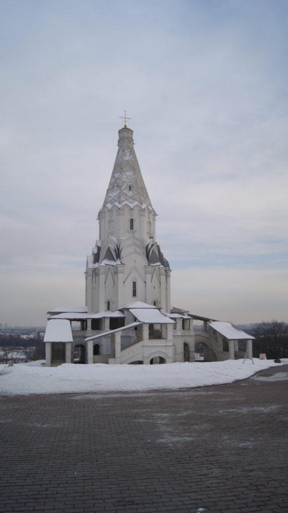 Московский парк Коломенское