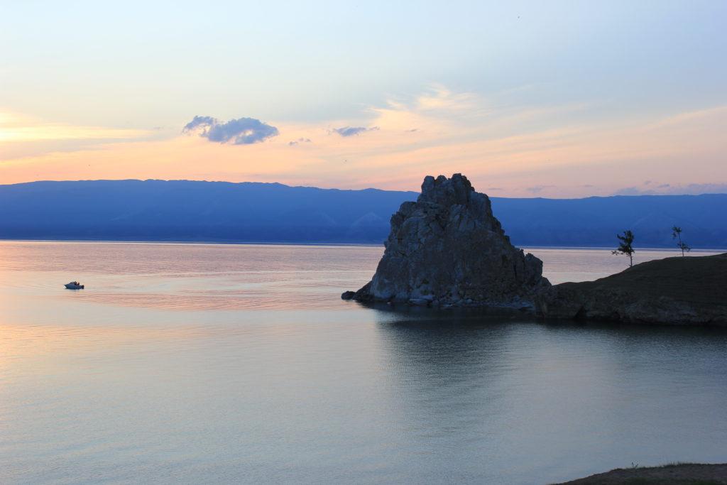 Ольхон - остров Байкала