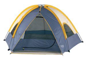 Выбираем туристическую палатку-тент