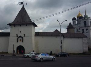 Экскурсия Псков