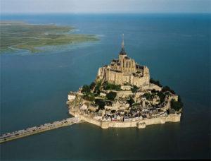 Мон-Сен-Мишель – жемчужина Нормандии