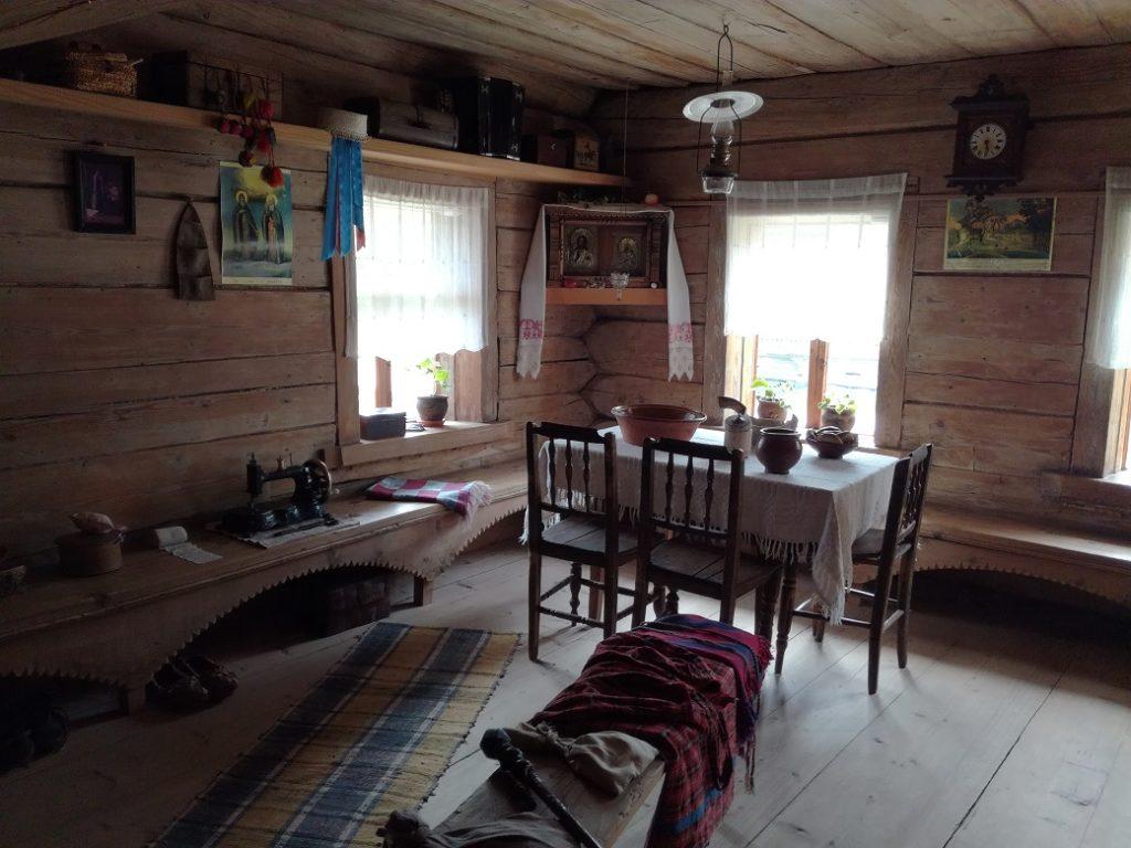 музей деревянного зодчества Витославлицы 24