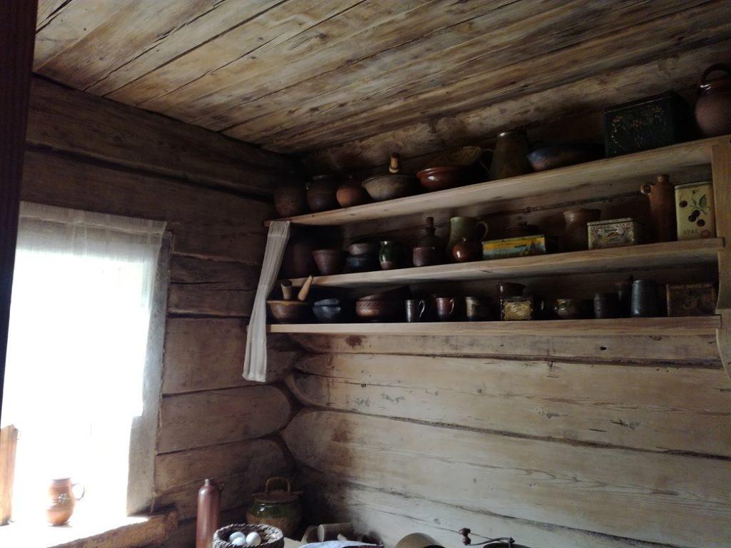 музей деревянного зодчества Витославлицы 22