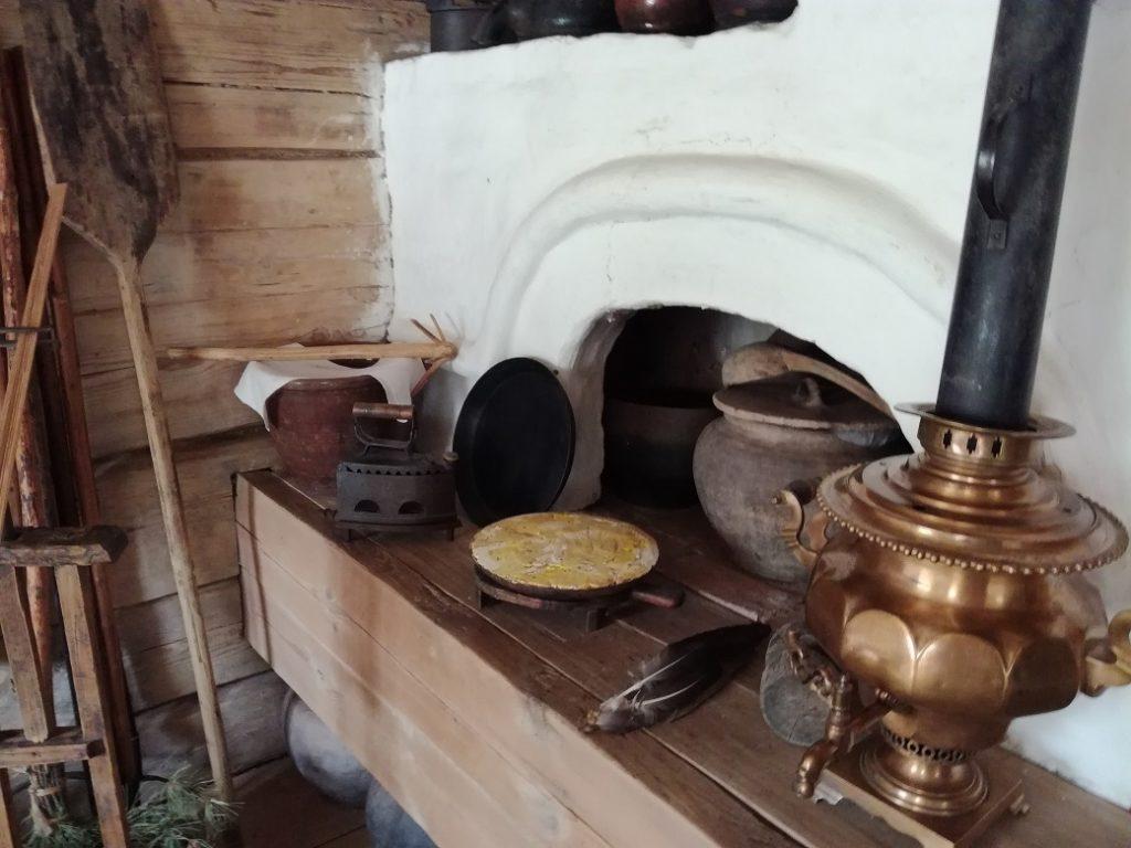 музей деревянного зодчества Витославлицы 21