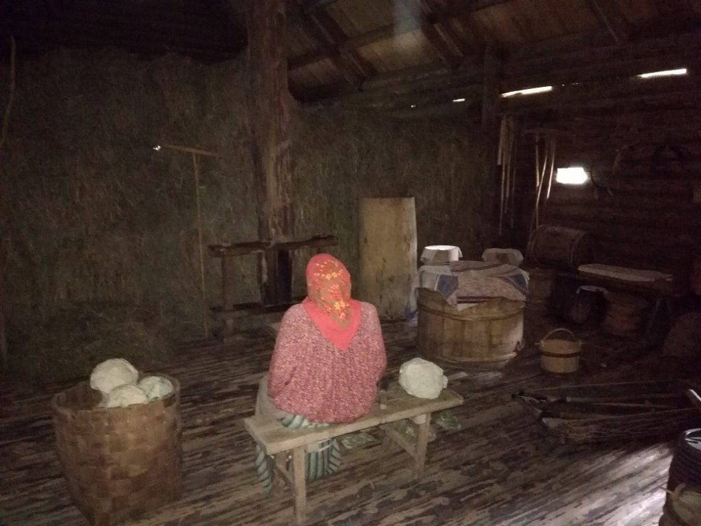 музей деревянного зодчества Витославлицы 20