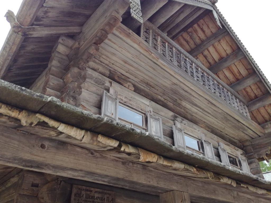 музей деревянного зодчества Витославлицы 13