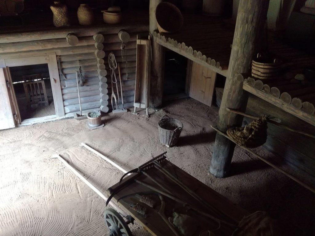 музей деревянного зодчества Витославлицы 5