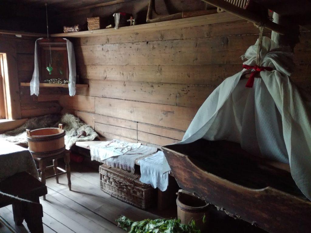 музей деревянного зодчества Витославлицы 3