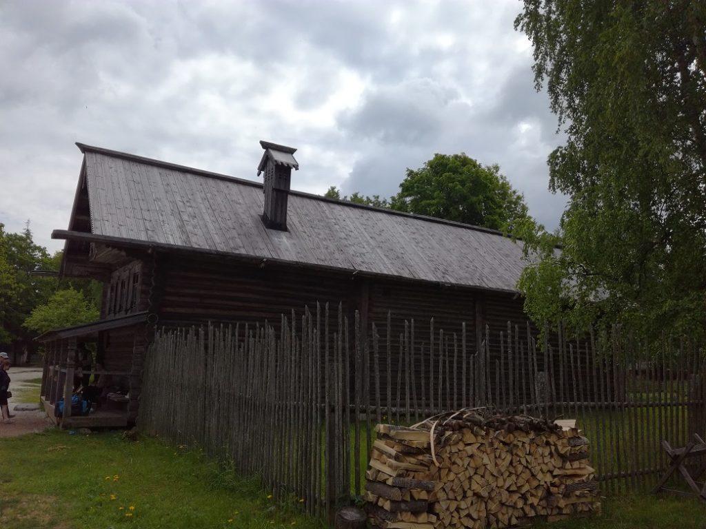 музей деревянного зодчества Витославлицы 16