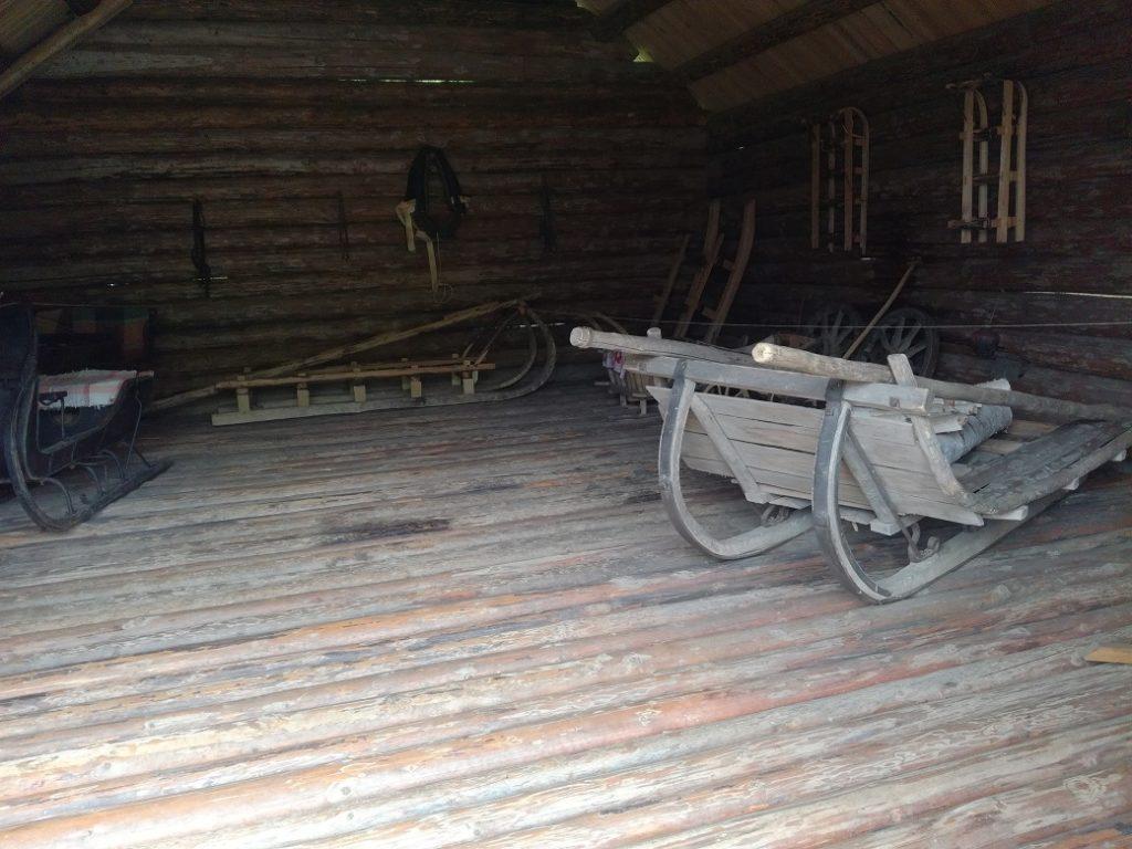 музей деревянного зодчества Витославлицы 6