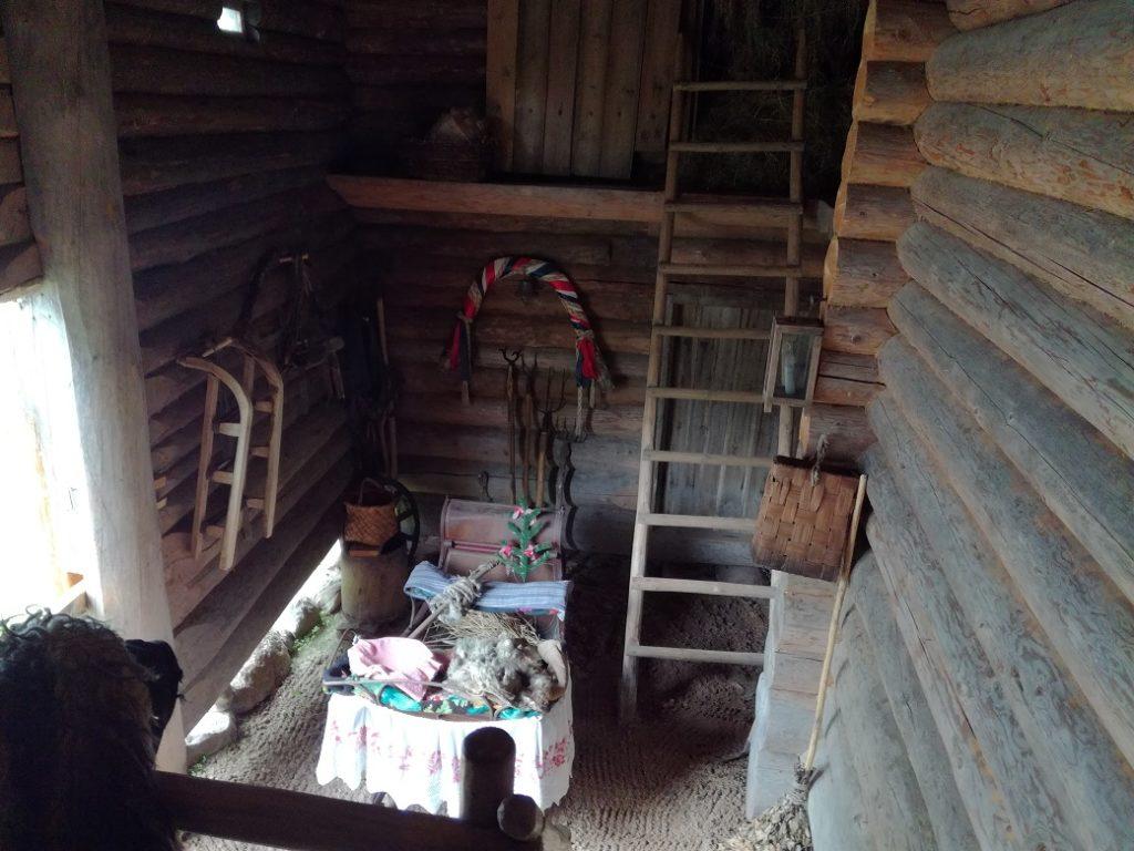музей деревянного зодчества Витославлицы 7