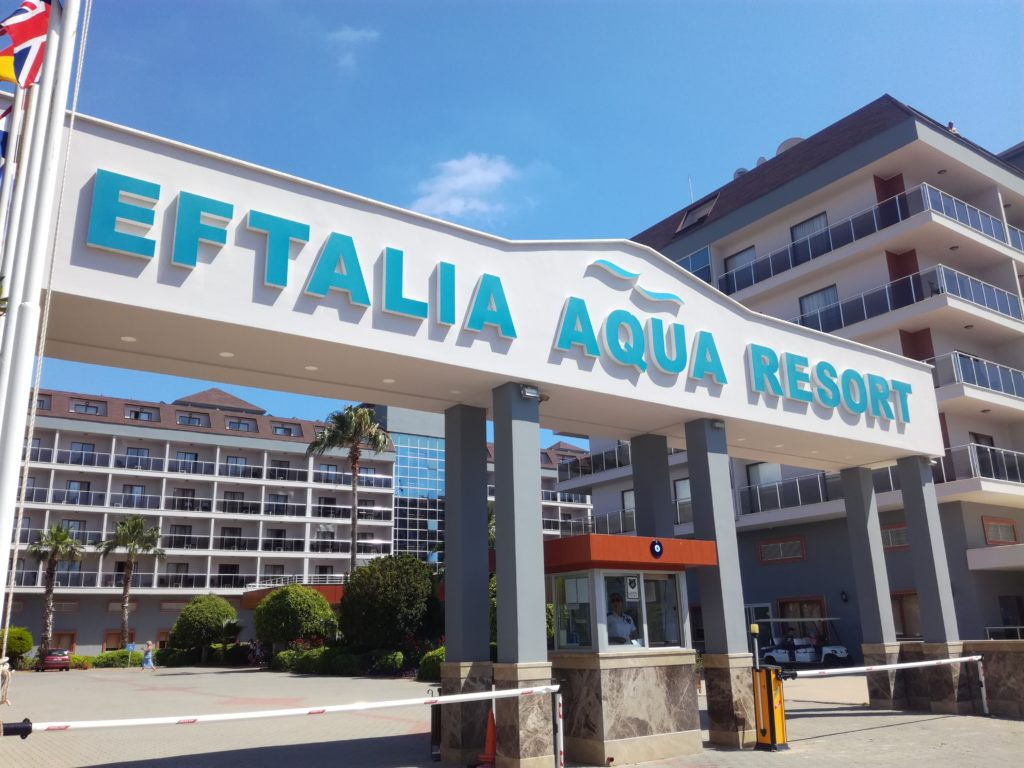 Eftalia Aqua Resort foto 2