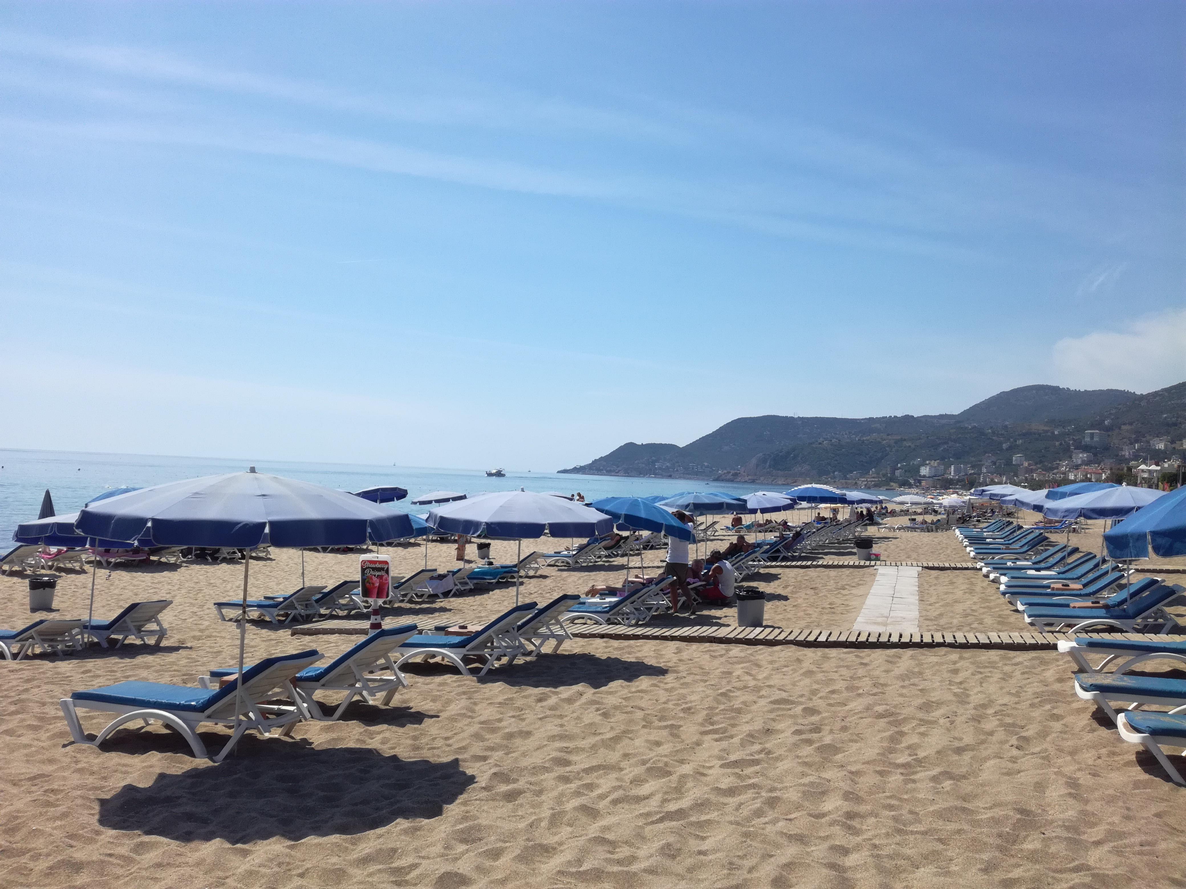 Аланья клеопатра пляж фото