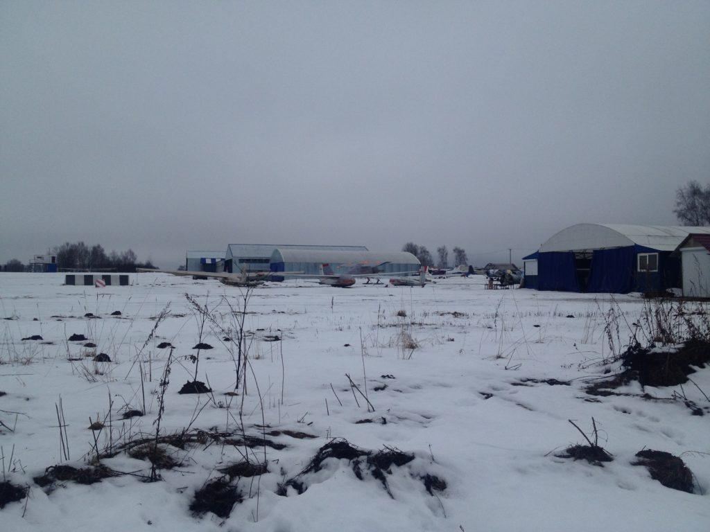 Аэродром Шевлино