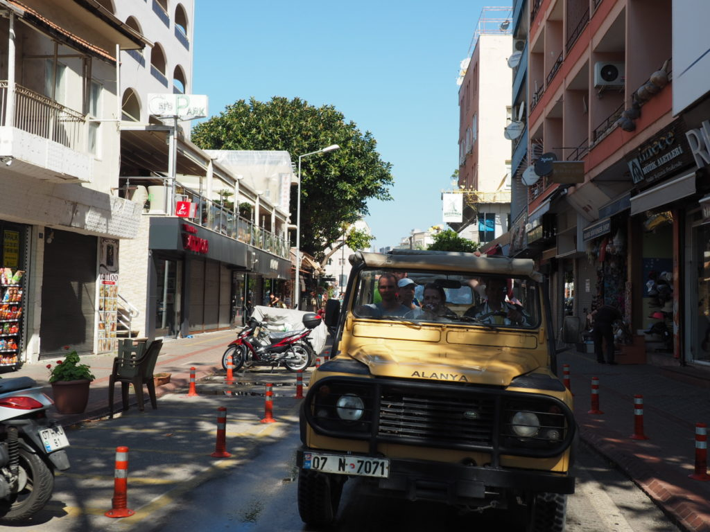 Джип сафари в Алании фото 1