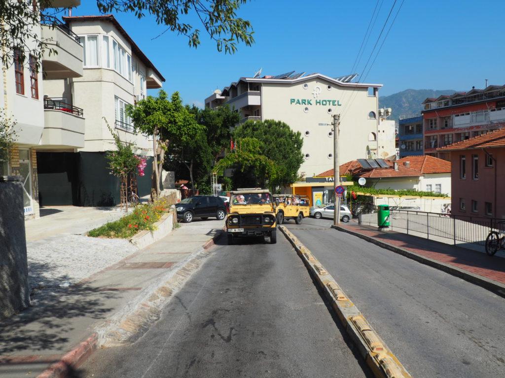 Джип сафари в Алании фото 3