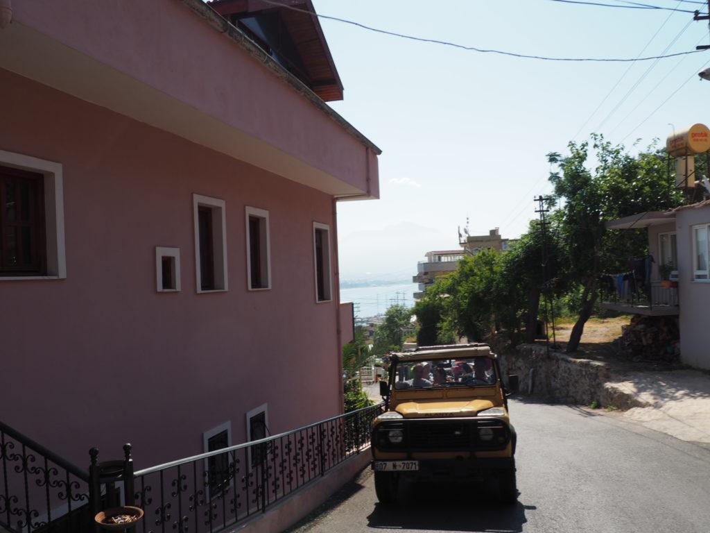 Джип сафари в Алании фото 4