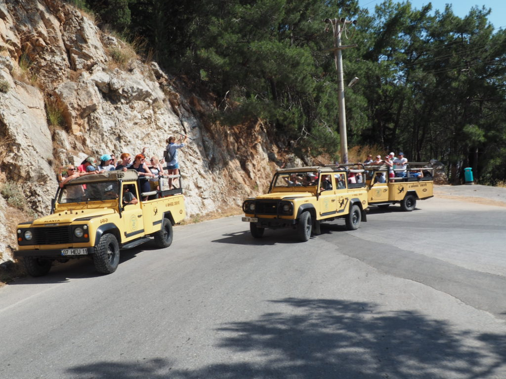 Джип сафари в Алании фото 7