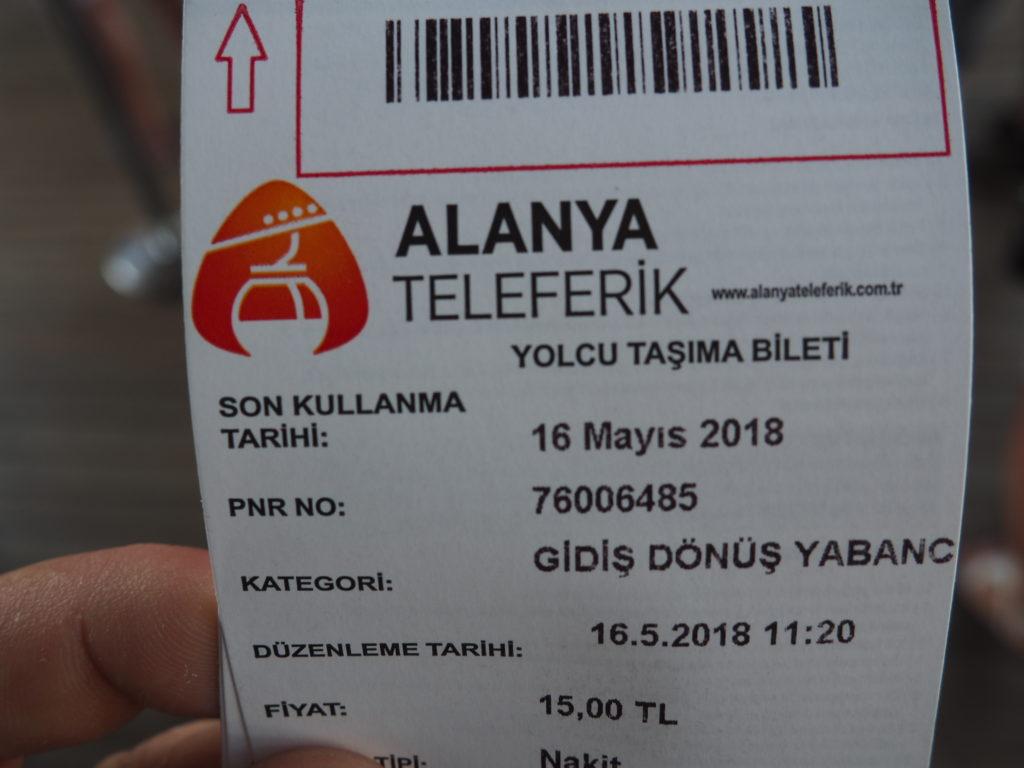 Телеферик Алания фото 1