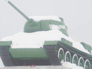Мемориал воинам 30-й армии