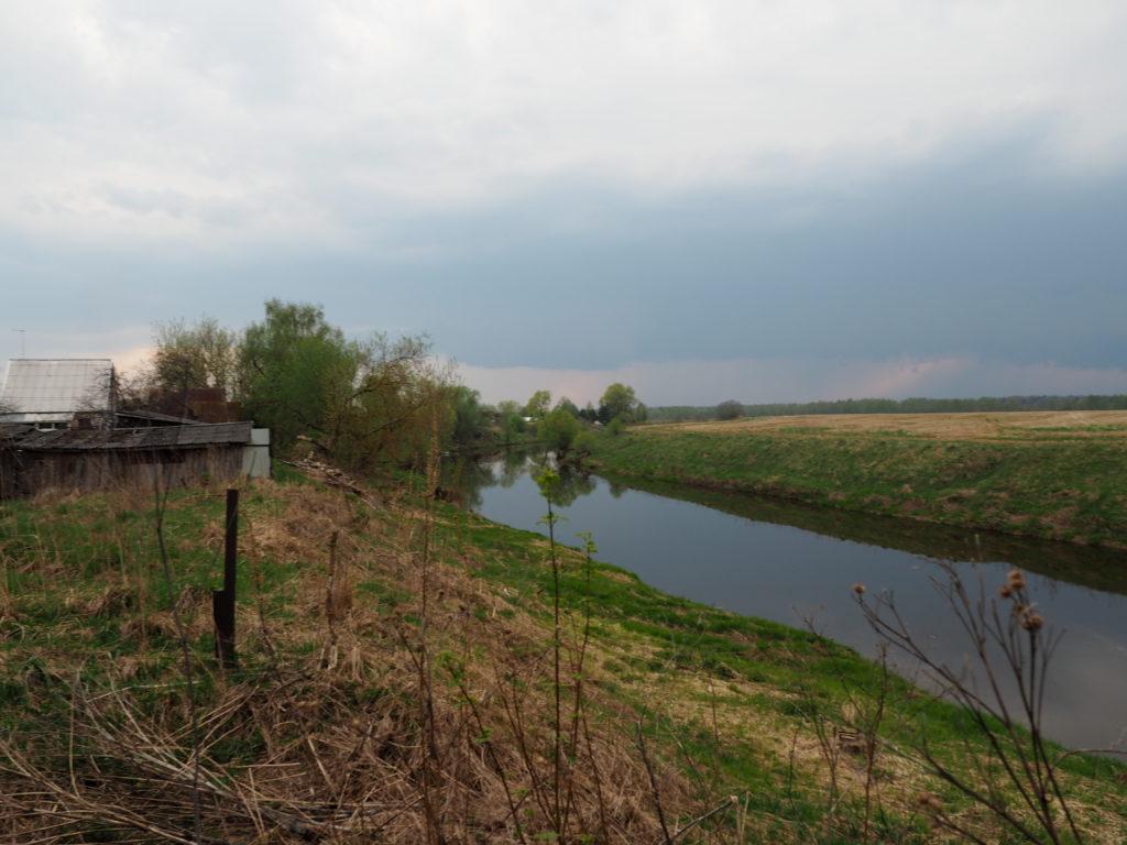 мост через Сестру в деревне Липино фото 6