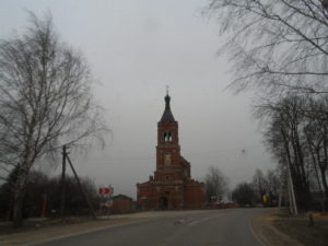 Село Суворово Волоколамский район