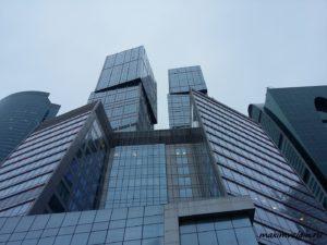 Москва Сити — экскурсия высота