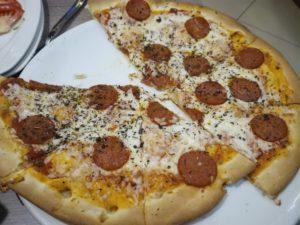 Пиццерия Томато Калуга — где мы ужинали