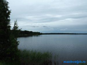 Валдайский национальный парк — озеро Вельё