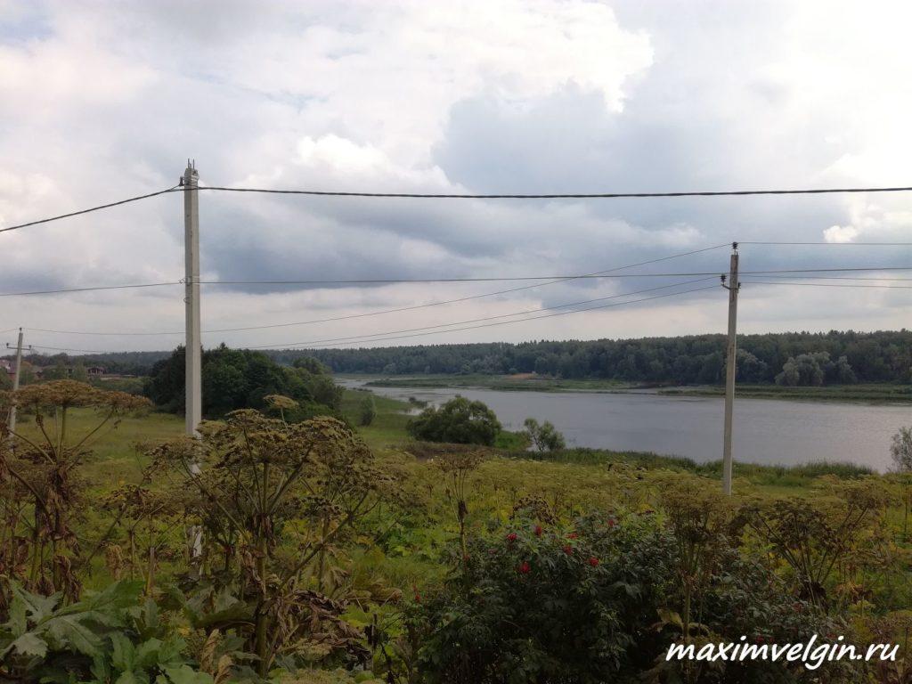 Притоки реки Истра 2