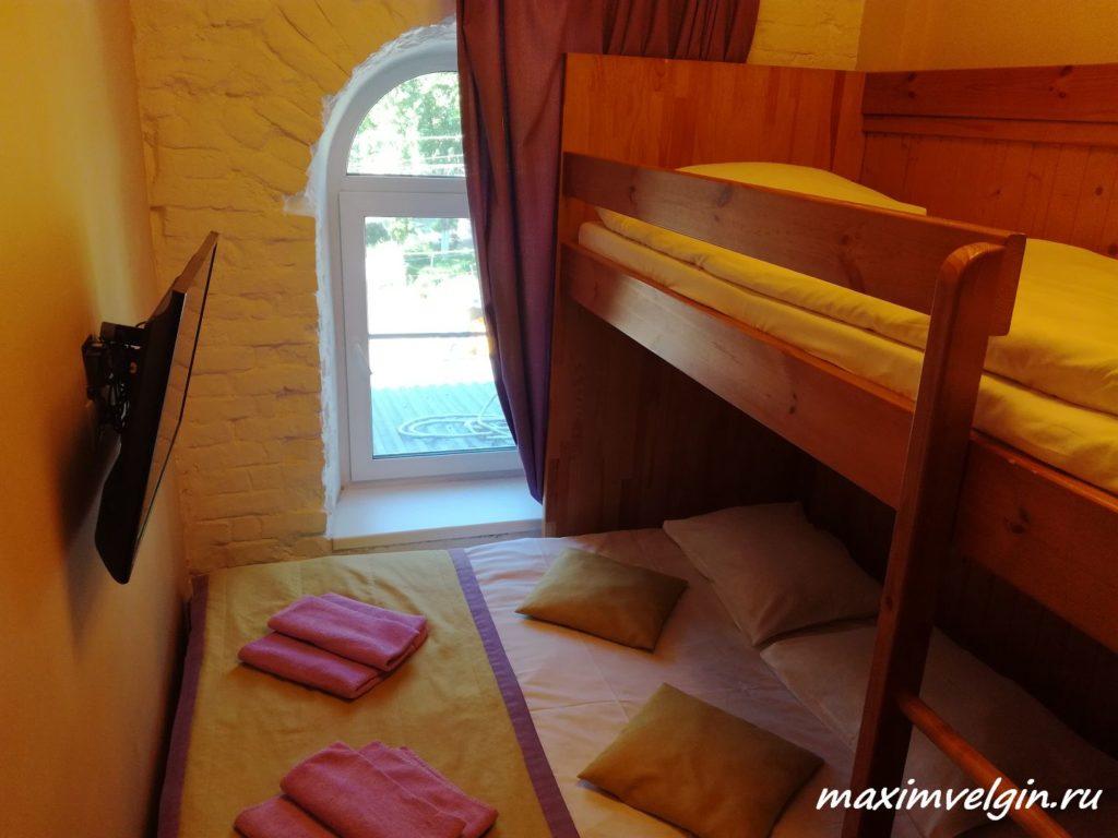 Хит отель в Нижнем Новгороде
