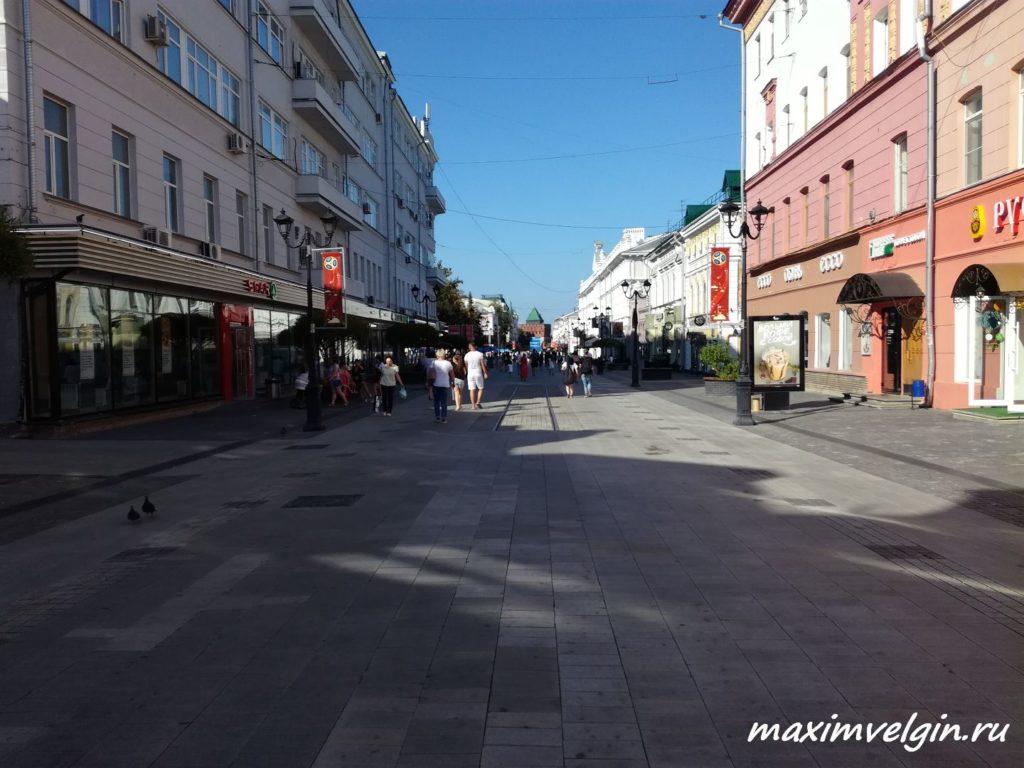Путешествие в Нижний Новгород 1