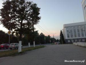 Прогулка по Чебоксарам