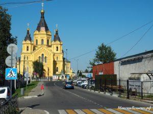 Стрелка в Нижнем Новгороде
