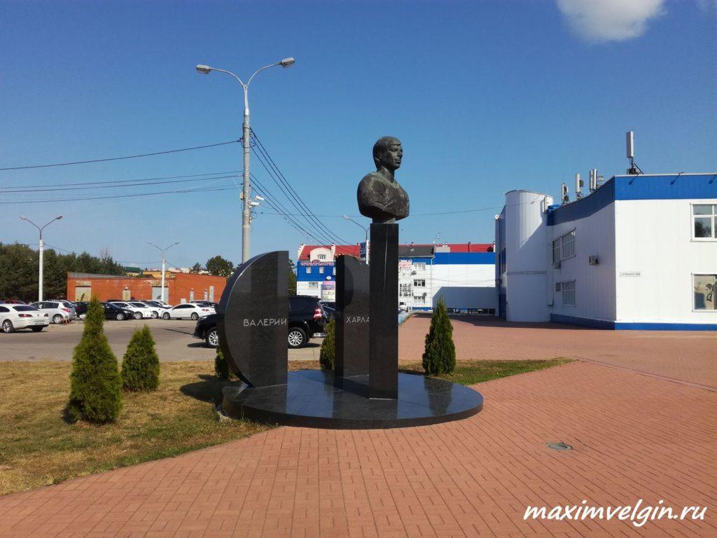 Ледовый дворец имени Валерия Харламова в Клину