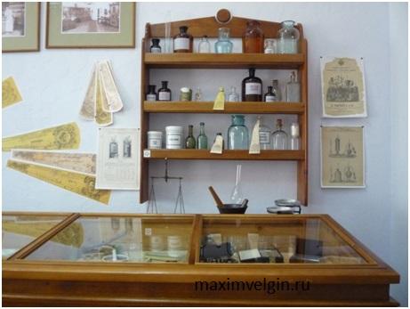 Музей уездной медицины фото 3