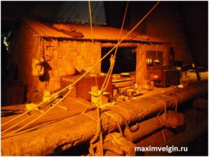 В гости к Туру Хейердалу: музей «Кон-Тики»