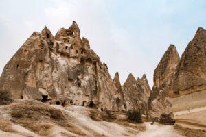 Курорт Деламан в Турции и Ликийские гробницы