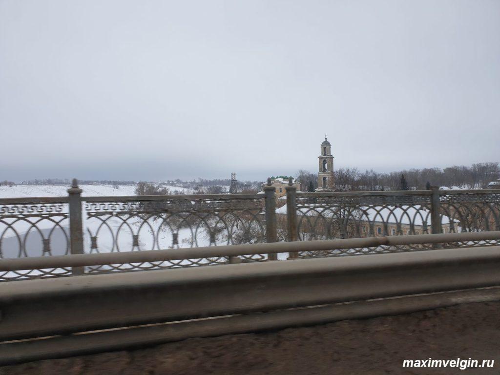 мост старица