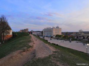 Прогулка по Дмитрову