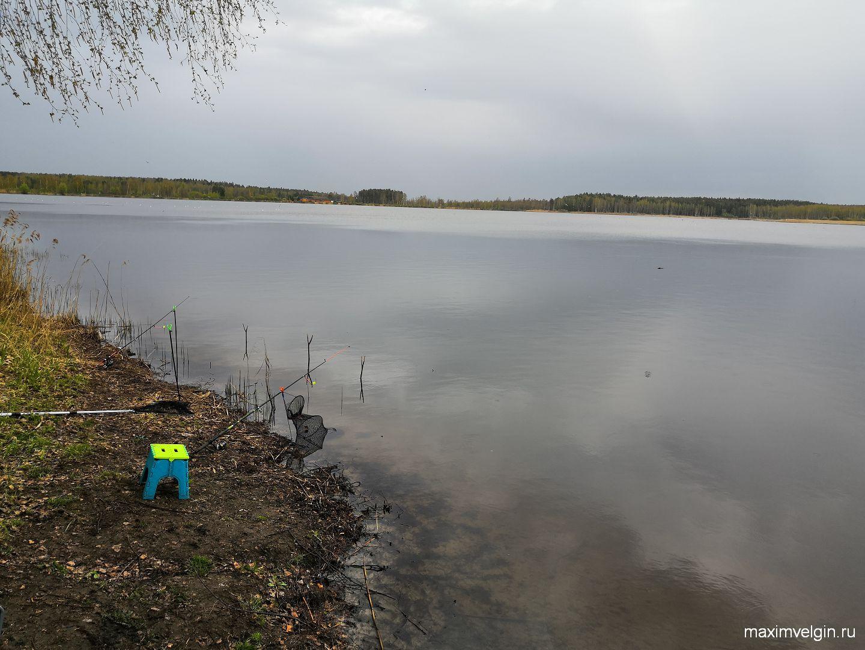 Рыбалка в чернятино фото домиков