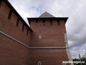 Зачатская башня Нижегородского кремля
