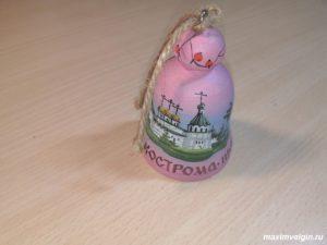 Колокольчик из Костромы